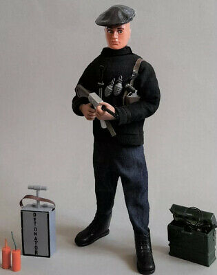 Action Man - French Resistance Fighter - 40th Re Issue • 84.99£