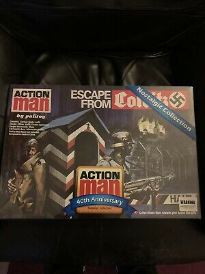 Action Man 40th Anniversary Escape From COLDITZ • 199£