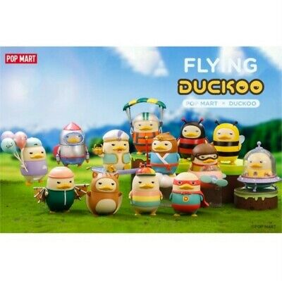 Duckoo Flying Series By Pop Mart 1 PC Blind Box • 12£