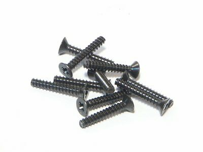 HPI TP Flat Head Screw M3x18mm (10 Screws) - Z581 • 4.49£