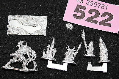 Games Workshop Warmaster Storm Of Chaos Dark Shadows Over Albion 10mm New OOP • 99.99£