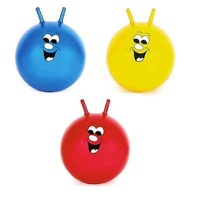 24  Inch Large Jump N Bounce Space Hopper Retro Ball Adult/kid Outdoor Toy New • 8.95£