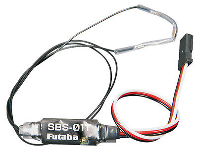 Futaba SBS-01T Temperature Sensor  FUTM0854 For 14SG 4PX 4Pls 18MZ R304SB • 52.89£