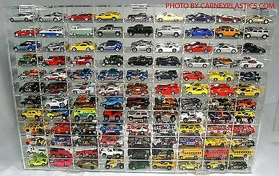 Hot Wheels Display Case 108 COMP 1/64 Scale • 102.03£