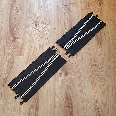 Scalextric 1:32 Classic Track - PT74 Long Straight Chicane #E • 12.99£