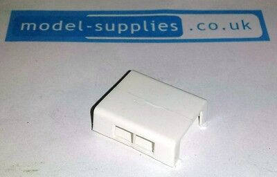 Matchbox 6d Ford Pickup Reproduction White Plastic Rear Canopy • 3.26£