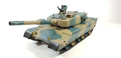 Heng Long Radio Control RC Military Army War Battle Airsoft BB T90 Tank 3808 2.4 • 54.99£