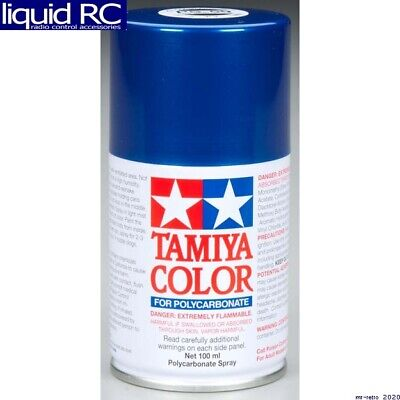 Tamiya USA TAM86059 PS-59 Dark Metallic Blue 100ml Spray Can • 17.48£