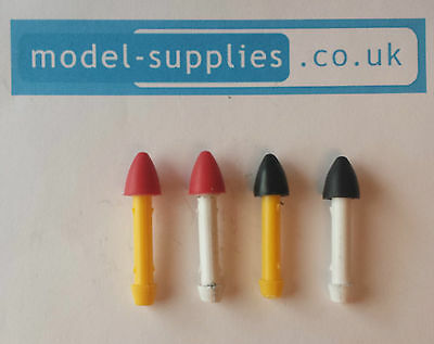 Dinky 353 SHADO 2 Reproduction Plastic Missile ** 4 Colourways ** • 3.55£