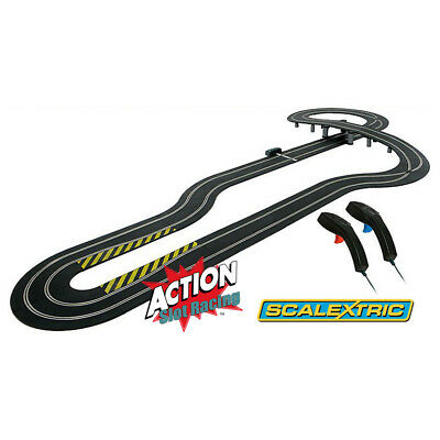 Scalextric Sport 1:32 Track Set - Figure-Of-Eight Layout & Hairpin • 49.99£