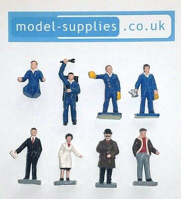 Dinky 009 Service Station Personnel Reproduction Plastic Painted Figure • 35.74£