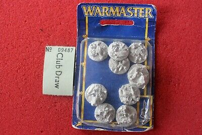 Games Workshop Warmaster Casualty Markers Wounded Battle Five Armies GW 10mm New • 32.99£