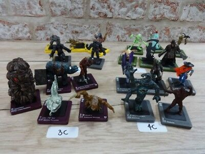 Wizards Dreamblade Miniatures , Figures - Multiple Listing - • 7.95£
