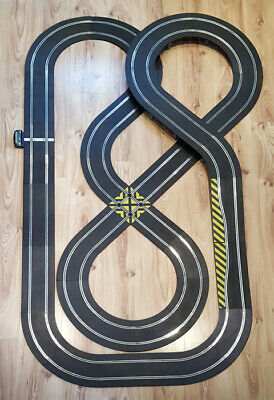 Scalextric Sport 1:32 Track Set - Double Figure-Of-Eight Layout #NB • 99.99£
