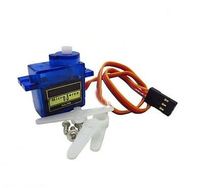 Mini SG90 SG-90 Gear 9g Micro Servo For RC Airplane Helicopter Car Boat Robot • 3.99£