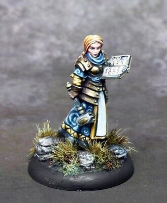REAPER 25TH ANNIVERSARY DIVA THE BLESSED - Reaper Miniatures - 01608 • 7.99£