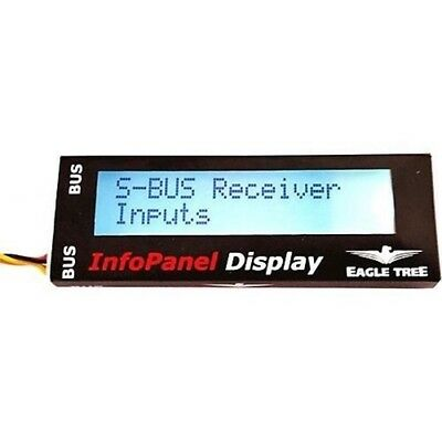 Eagle Tree InfoPanel LCD Display For Eagletree Vector • 34.95£