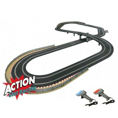 Scalextric Sport 1:32 Track Set - Giant Figure-Of-Eight Layout DIGITAL • 109.99£