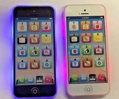 Childrens Y-Phone Educational Learning 123 Touch Screen Kids Phone TOY 4s 5  • 5.99£