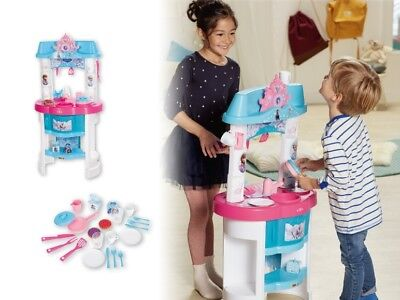 SMOBY Frozen Play Kitchen • 49.99£