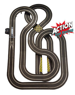 Scalextric Sport 1:32 Track Set - Huge Layout Digital ARC Pro AS5 #NBQ • 254.99£