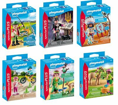 Playmobil Special Plus Sets • 3.99£
