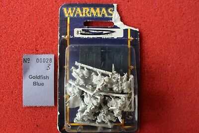 Games Workshop Warmaster Orcs And Goblins Boar Riders New Sealed Metal 10mm GW • 39.99£
