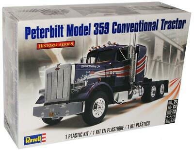 Revell 1506 1:25th Scale Peterbilt 359 Conventional Tractor Unit Truck • 29.99£