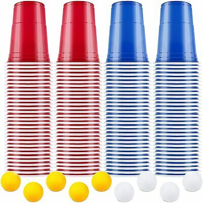 Original American Style Beer Pong Set/Kit/Pick Your Own Quantity/Free Delivery • 7.99£