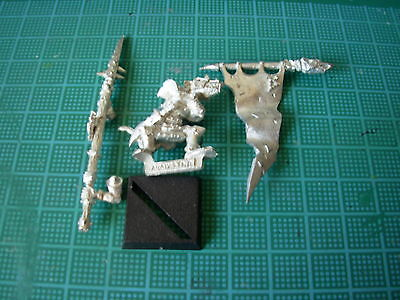 Limited Edition Skaven Battle Standard From Box Set Rare OOP • 39.99£