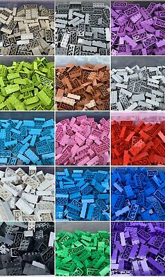 LEGO 3001 - Choice Of 50 Used 2x4 Bricks - Choose Your Colour / 50 Pieces  • 11.99£