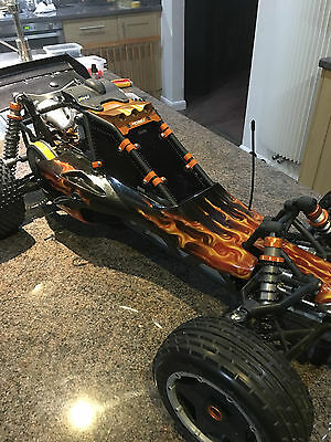 Hpi Baja - 5b, Ss - Complete Sets Of Tinted Windows,top Quality Acrylic • 17.50£