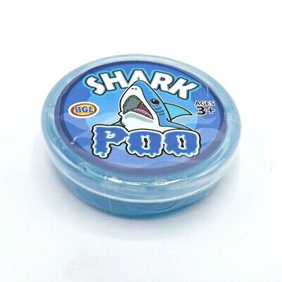 Shark Poo Glitter Gel Putty Slime Magical Poop Kids Gift Stress Reliever Girls • 2.99£