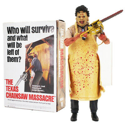 NECA The Texas Chainsaw Massacre Ultimate Leatherface 7  PVC Action Figure Toy • 22.55£