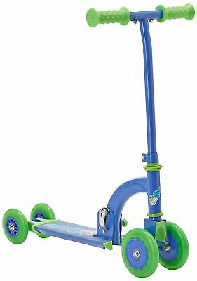 Ozbozz MY FIRST Scooter Kids Toddler Infant Push Folding Converts 4 To 2 Wheels • 19.97£
