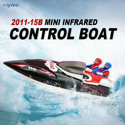 Kids Children Remote Control Super Speed Boat RC Racing Outdoor Toys Gift • 29£