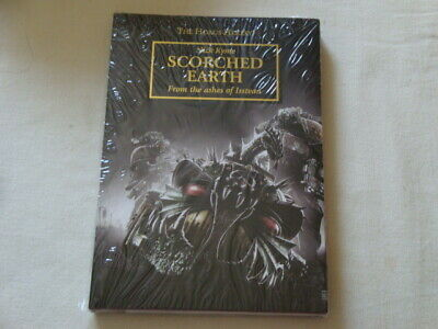 Scorched Earth - Nick Kyme*Horus Heresy* Black Library/Games Workshop • 32.99£