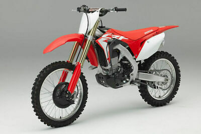 NEW Ray 1:12 Honda CRF 450 R 2020 Toy Model Motocross Motorbike Dirt Bike MXGP • 16.99£