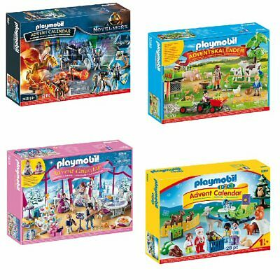 Playmobil Advent Calendars 2020 • 22.99£