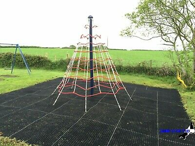 Climbing Net 3000 - Playground Equiptment - Outdoor Play • 2,090£