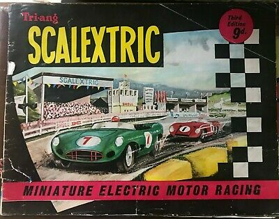 Scalextric Tri-ang Minimodels 3rd Edition Catalogue 1962 • 16£