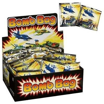 Bomb Bags Loud Bang Funny Joke Prank Boys Toy Childrens Gift Party Bag Filler • 2.99£