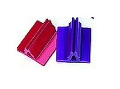 Pack Of 25 Rectangular Card Stands 19x17mm  For Board Games • 3£
