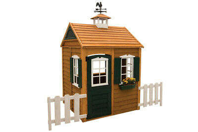 Playhouse, Wooden Playhouse, Wendy House • 369£
