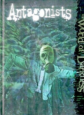 The World Of Darkness: Antagonists • 29.99£