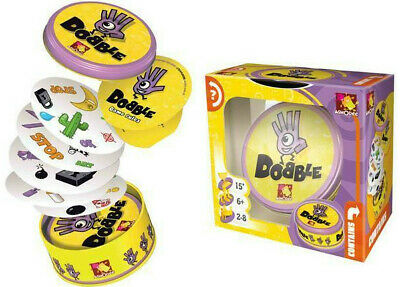 Dobble Funny Family Card Game By Asmodee Spot It, Kids Party • 9.29£
