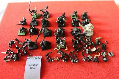 Mordheim Skaven Warp Hunters Gutter Runners Regiment Warhammer Games Workshop • 29.99£
