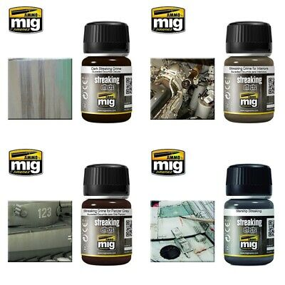Ammo By Mig Streaking Effects (Choose Your Effect) • 6.69£