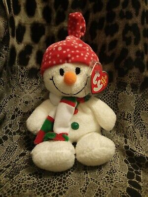 TY Beanie Babies Freezie, With Tag Protector.                                 24 • 16.25£