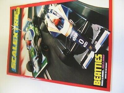 SCALEXTRIC CATALOGUE  36th  1995  Excellent Condition • 5£